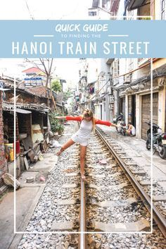 Looking for something off the beaten track to do in Hanoi? Check out this quick guide to finding the mysterious Hanoi train street, including train times and a street map