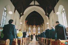 All Saints Church Branksome Park, Poole, Dorset | Reportage wedding photography | Dorset weddings |