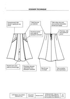 cap de couture flou 2016   Cours cap couture flou Cap Couture, Atari Logo, Design, Sewing Lessons, Blur, Owls, Pipes, Skirt, Home