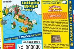 """Buongiorno Link: """"Lotteria Italia 2018"""": due nuovi milionari in Pie..."""