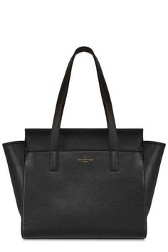 The Angelina Bag was made to satisfy your inner girl boss. Structured and sturdy, with plenty of space to top it off, this bag will cover all your needs for daytime and workwear. Angelina has a unique flap that tucks over the top of your belongings keeping them secure. Pick it up in black and you know you'll wear it every day!