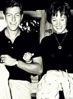 Dick Van Dyke and Julie Andrews...two of my most favorites!!