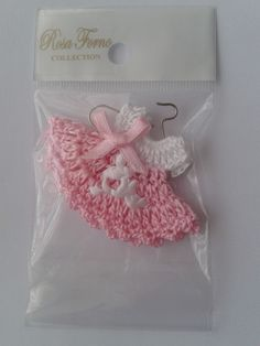 Arte Crochet Perú  by Rosa Forno Collection BABY SHOWER SOUVENIRS