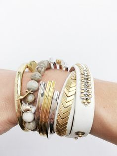 A round up of jewelry from all of my favorite female run shops and designers.  Perfect for birthday gifts, christmas gifts, mother's day gifts and more!