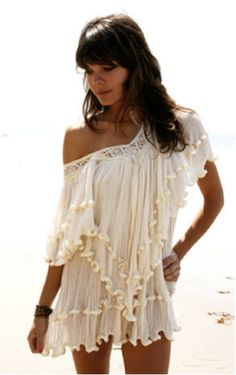 Poncho villa tunic. Jen's Pirate Bay... Loving this brand right now for beach time!!