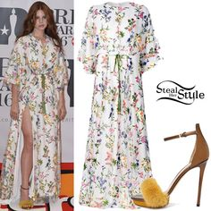 Lana Del Rey at the Brit Awards at the O2 Arena in London. February 24th, 2016 - photo: PacificCoastNews