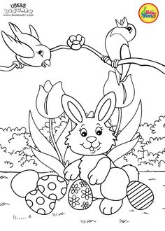 Easter coloring pages uskrs bojanke za djecu free printables easter bunny eggs chicks and more on bonton tv coloring books uskrs bojanke easter coloringpages coloringbooks printables Coloring Pages For Grown Ups, Free Adult Coloring Pages, Coloring Pages To Print, Free Printable Coloring Pages, Coloring For Kids, Colouring Pages, Coloring Books, Free Printables, Easter Coloring Sheets