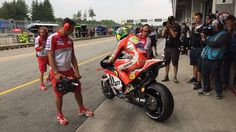 Czech Republic Grand Prix: First Free Practice Results