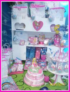 Candy Barbie