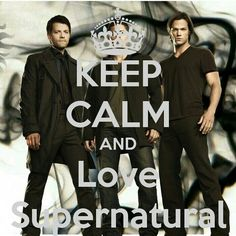 Enough said. Although its hard to stay calm with everything the writers put the fans through.