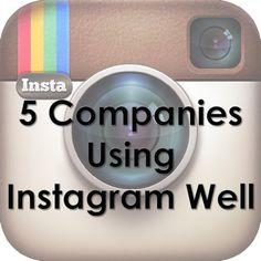 businesses on instagram