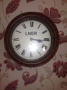 LNER Railway Clock