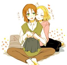 Photo of LietPol for fans of Hetalia Couples!.