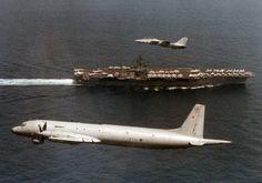 USS Constellation in 1979