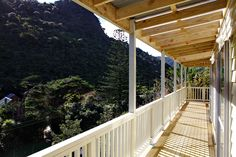 how to build a deck in nZ dimmensions - Google Search