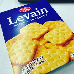 ルヴァンみつけたーーーwww 四角いけどリッツの味だーーーー!!!!! #ルヴァン #これがRITZの味