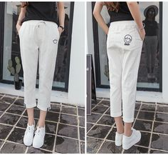 New Pant, Capri Pants, Suits, Fashion, Capri Trousers, Moda, Outfits, Fashion Styles, Suit