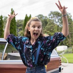 Stranger Things Eleven Millie Bobby Brown Season 3