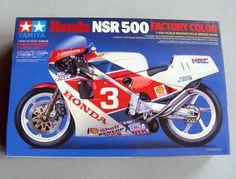 Honda NSR500 Tamiya 1 12 Motorcycle Model Kit | eBay