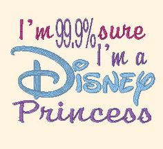 can't wait for our big trip steph and jennifer! are you guys a princess also? Baby Embroidery, Embroidery Monogram, Applique Embroidery Designs, Machine Embroidery Applique, Embroidery Ideas, Couture Disney, Princess Sayings, Disney Applique, Im A Princess