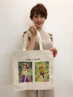 Asian Woman, Female Bodies, Eye Candy, Polaroid Film, Reusable Tote Bags, Japanese, Cute, Arai, Erina