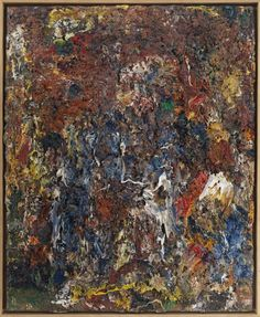 Forest of No Return. A painting by Eugene Knapik Claude Monet, Picasso, Cologne, Berlin, Michel, Abstract, Beautiful, Surface, Paintings