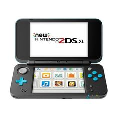 Step up to XL screens in a lightweight, go-anywhere system.<br><br>Gamers of all ages can play in style with the New Nintendo 2DS™ XL system. It gives you the power of the New Nintendo 3DS™ XL system in a streamlined, affordable package—and plays a huge library of games in 2D. <br><br>Colorful accents add style, while the sleek clamshell design makes it comfortable to hold. A fast processor offers short loading times, so you can start playin...