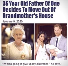 24 Funny Memes About The Prince Harry And Meghan Markle Fallout 9 Crush Memes, Disney Memes, Spongebob, Moving Humor, Funny Jokes, Hilarious, It's Funny, Top Memes, Moving Out