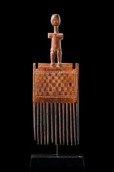 Ashanti prestige comb