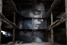 The Demolition of Beauty: Rone's Hidden Artwork in Melbourne | http://www.yellowtrace.com.au/global-design-news-march-2017/