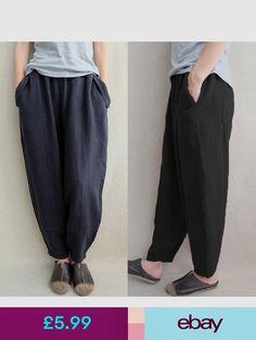 Zanzea Pants #ebay #Clothes, Shoes & Accessories