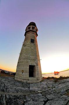 ✮ Light House - Buffalo NY |Pinned from PinTo for iPad|