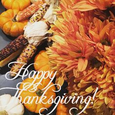 Thank you for your business and best wishes for a wonderful Thanksgiving holiday and happiness in the year ahead! / #lolivierfloralatelier