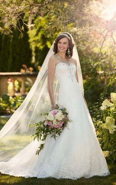 D1984 Luxe Wedding Dress by Essense of Australia