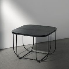 Menu Cage Table by Form Us With Love | Scandinavian danish design wireframe accent storage table | MenuDesignShop.com