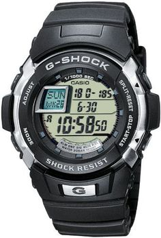 Casio G-Shock G-Shock Digital Watch Shoc...