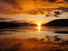 Loch Eli in Corpach
