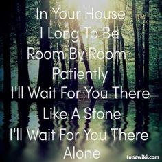 Audioslave- Like a Stone  #Audioslave #song #lyrics