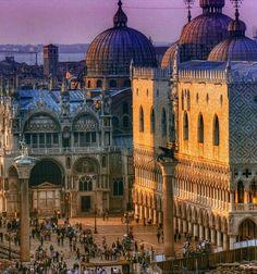 Like a painting...Venice