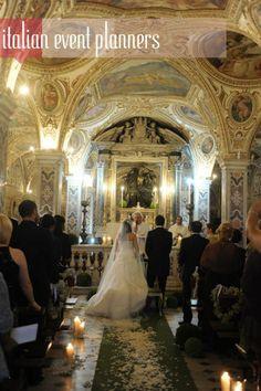 Enchanting Italian Style Wedding