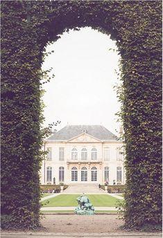 Paris Photography Rodin Museum Gardens Nature by rebeccaplotnick Paris France, Paris In November, Musée Rodin, French Walls, Paris Decor, French Architecture, Paris Photography, Tour Eiffel, Paris Travel