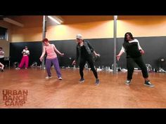 Laure Courtellemont :: Put Di Ting Deh (Choreography) :: Dancehall / Ragga Jam :: Urban Dance Camp. That was beautiful. Just so amazing. My favorite for sure.