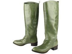Tony Mora green boots