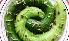 Cucumber salad - Salade de concombre Suo