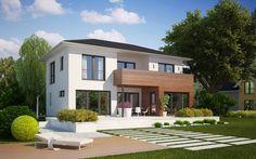 Energy M mit Obergeschoß | Hanlo Häuser