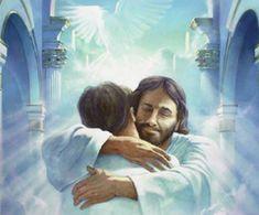 Arms of Jesus