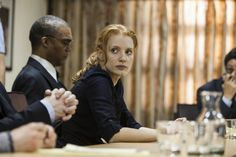 Jessica Chastain talks about her new film Zero Dark Thirty, playing a strong woman on screen and the movie's controversial torture scenes.