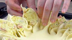 Поразительно, что можно сделать из картошки. Это же додуматься надо! - YouTube