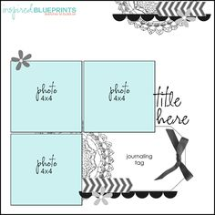 Scrapbook Layout Sketches, Card Sketches, Scrapbooking Layouts, Scrapbook Paper Crafts, Scrapbook Cards, Picture Layouts, School Scrapbook, Photo Sketch, Sketch Inspiration