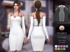 updates the sims 4 Sims 4 Teen, Sims Four, Sims 4 Toddler, Sims Cc, Sims 4 Game Mods, Sims 4 Mods, Sims 4 Wedding Dress, Sims 4 Dresses, Formal Dresses